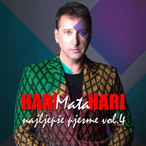 Najljepše pjesme vol.4 by Hari Mata Hari