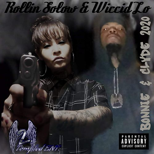 Bonnie & Clyde by Rollin Solow
