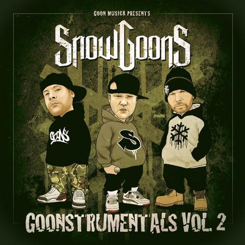 Goonstrumentals Vol. 2 de Snowgoons