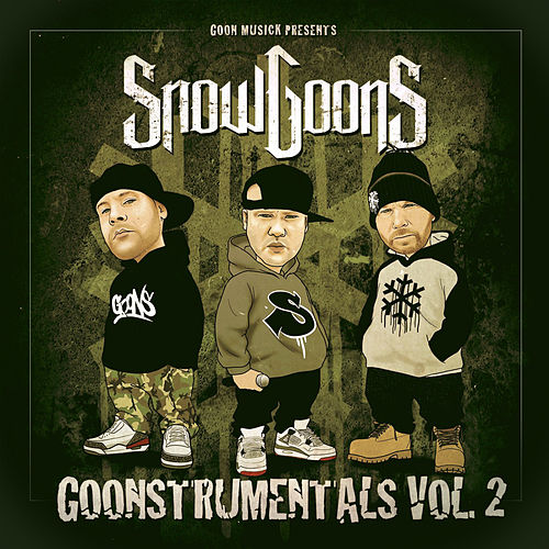 Goonstrumentals Vol. 2 by Snowgoons