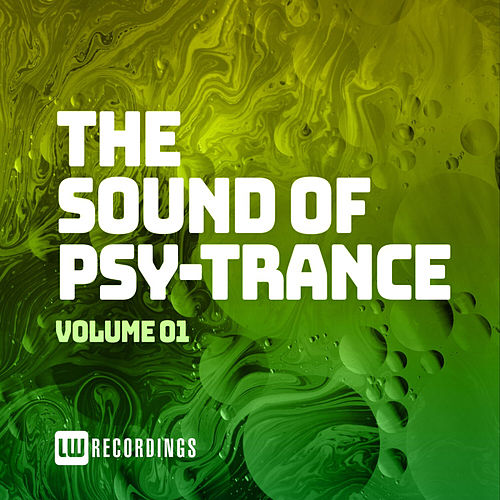 The Sound Of Psy-Trance, Vol. 01 fra Various Artists