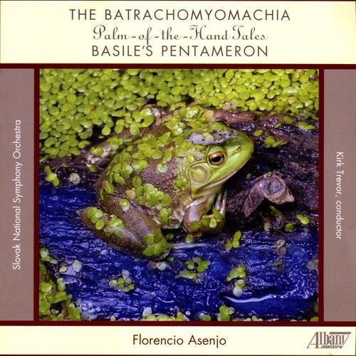Florencio Asenjo: The Batrachomyomachia by Slovak National Symphony Orchestra