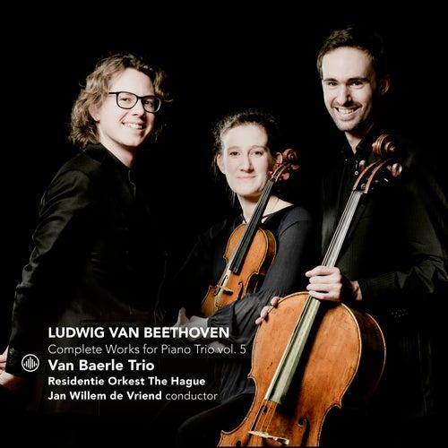 Complete Works for Piano Trio Vol. 5 by Van Baerle Trio