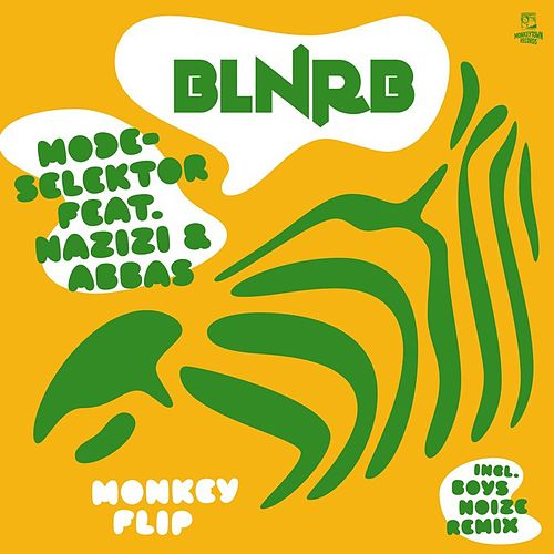 Monkey Flip feat. Nazizi & Abbas by Modeselektor