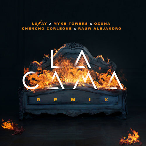 La Cama (Remix) by Lunay