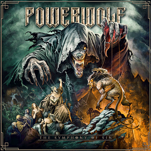 The Symphony of Sin by Powerwolf