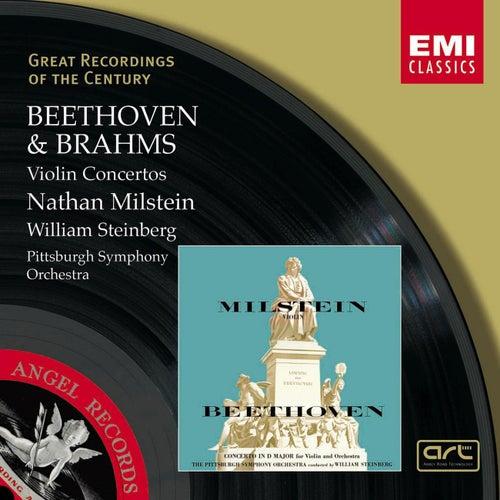 Beethoven & Brahms:Violin Concertos von Wilhelm Hans Steinberg
