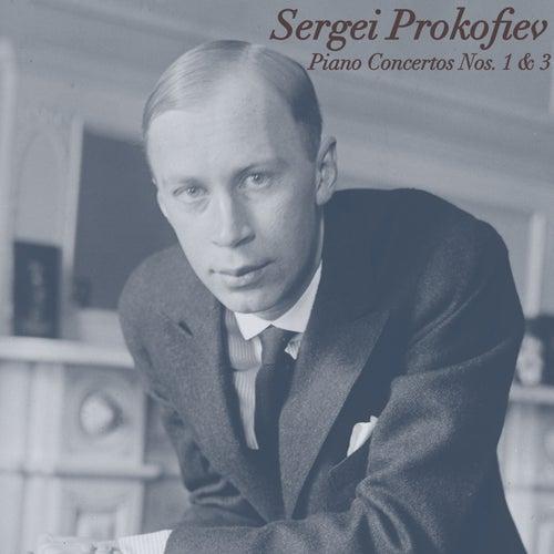 Prokofiev: Piano Concertos Nos. 1 & 3 de Claudio Abbado