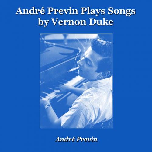 André Previn Plays Songs by Vernon Duke de André Previn