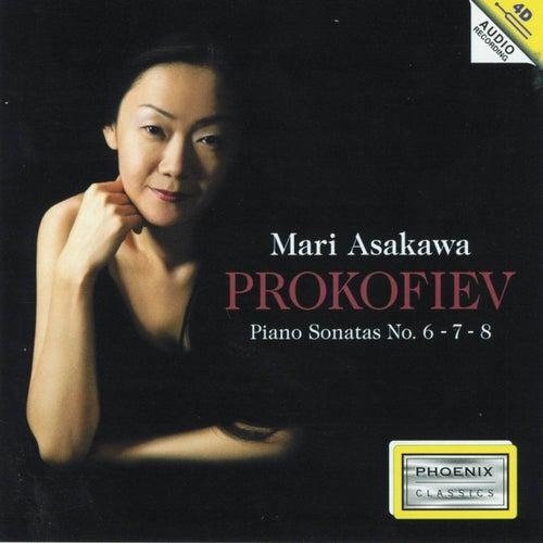 Sergej Prokofiev : Piano Sonatas No. 6, 7, 8 de Mari Asakawa