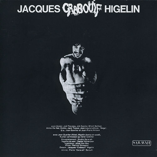 Crabouif by Jacques Higelin