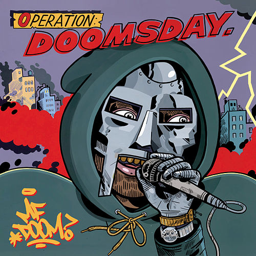 OPERATION: DOOMSDAY (Complete) de MF DOOM