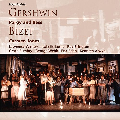 Gershwin: Porgy & Bess; Bizet-Hammerstein: Carmen Jones by Kenneth Alwyn