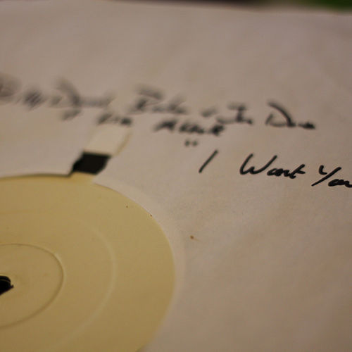 I Want You by Billy Daniel Bunter