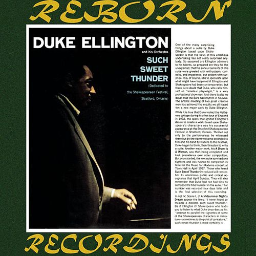 Such Sweet Thunder (HD Remastered) de Duke Ellington