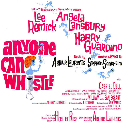 Anyone Can Whistle  (Original Broadway Cast Recording) by Various Artists