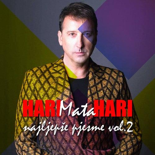 Najljepše pjesme vol.2 by Hari Mata Hari