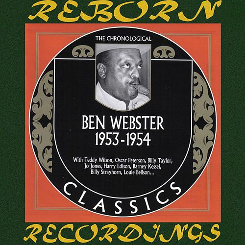 In Chronological 1953 - 1954  (HD Remastered) de Ben Webster