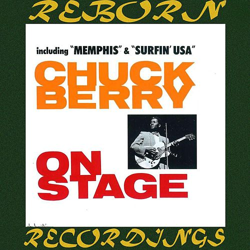 Chuck Berry On Stage (Special Content, Japanese, HD Remastered) de Chuck Berry