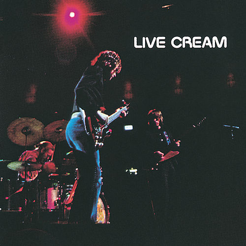 Live Cream by Cream