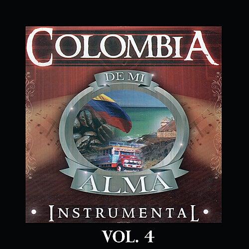Colombia de Mi Alma - Instrumental, Vol. 4 de Various Artists