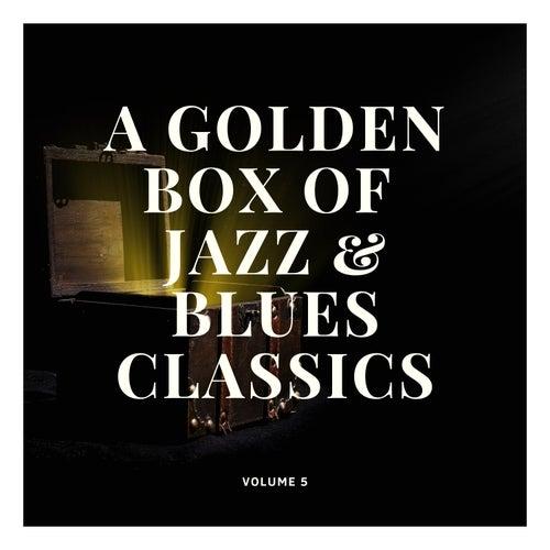 A golden Box of Jazz & Blues Classics, Vol. 5 de Various Artists