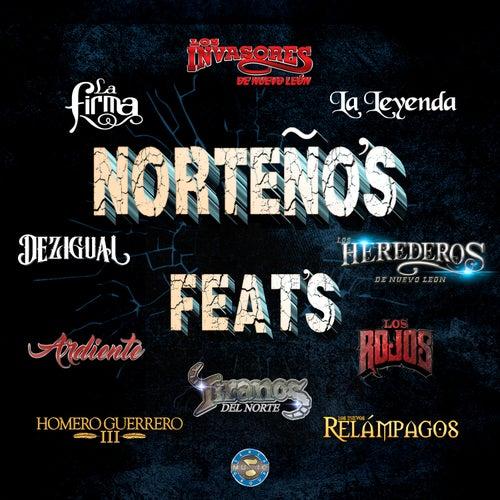 Norteño's Feat's de German Garcia