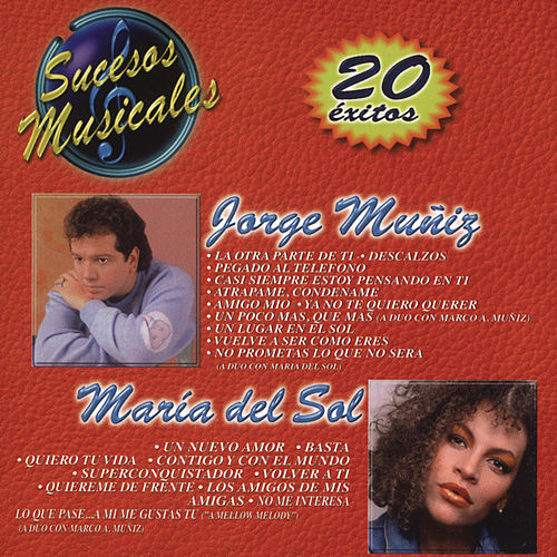 Sucesos Musicales by Jorge Muñiz