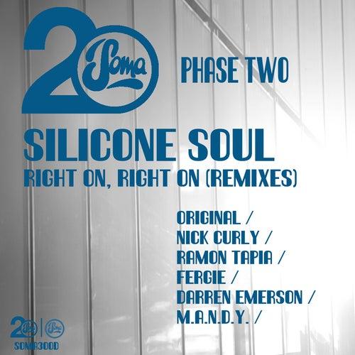 Soma 20 Phase Two de Silicone Soul