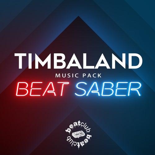 Timbaland's Beat Saber Music Pack by BeatClub de Timbaland