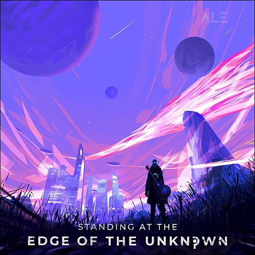 Standing at the Edge of the Unknown by Ale