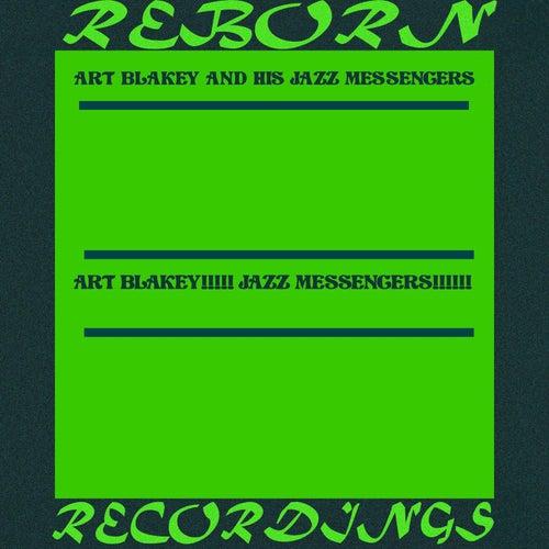 Art Blakey!!!!! Jazz Messengers!!!!!! (HD Remastered) de Art Blakey