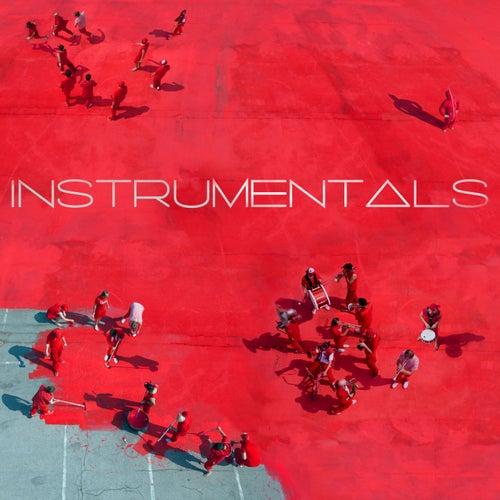 Das Rote Album (Instrumentals) von Moop Mama