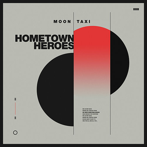 Hometown Heroes de Moon Taxi