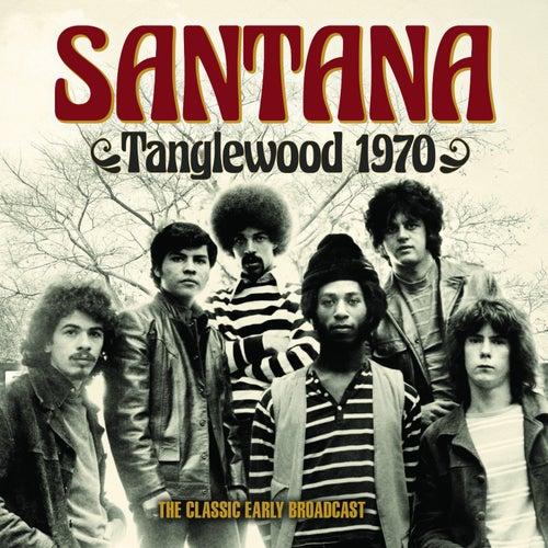 Tanglewood 1970 by Santana