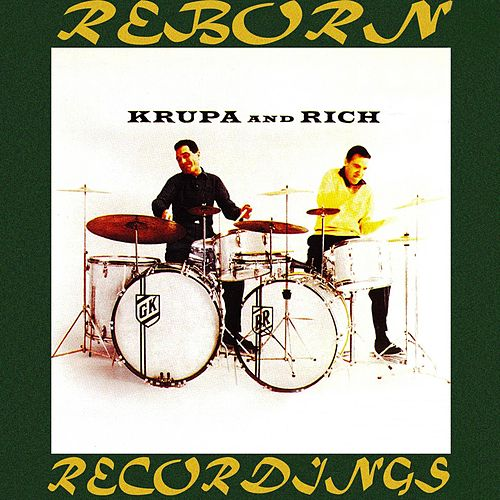 Krupa And Rich (Expanded, HD Remastered) de Gene Krupa