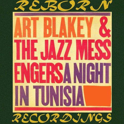 A Night In Tunisia  (RVG, HD Remastered) de Art Blakey