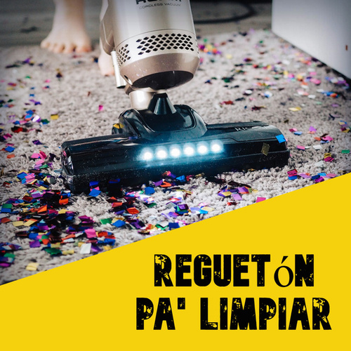 Regueton Pa' Limpiar by Various Artists