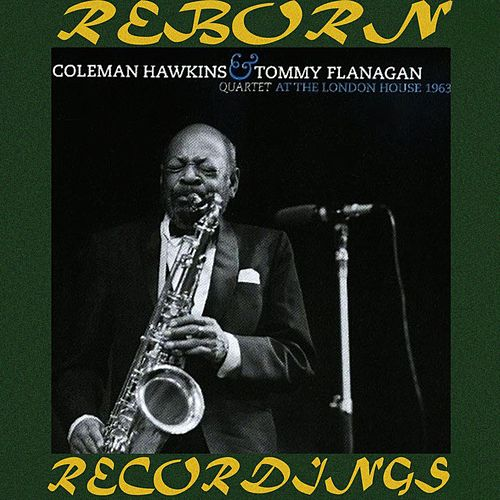 At The London House (HD Remastered) de Coleman Hawkins