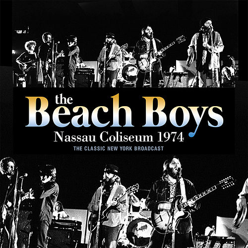 Nassau Coliseum 1974 van The Beach Boys