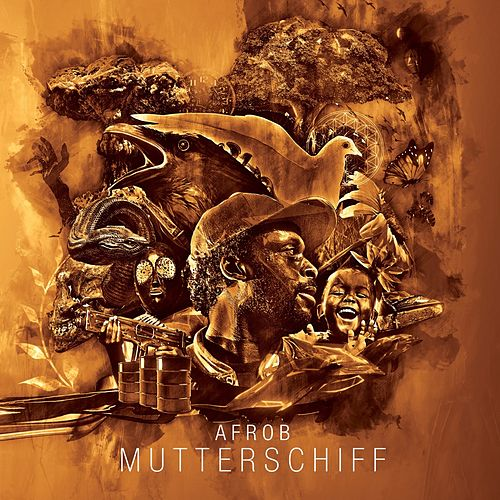 Mutterschiff (Deluxe Edition) by Afrob
