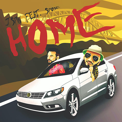 Home (feat. Spose) by J.Spin
