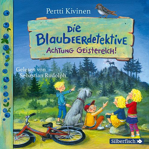 Achtung Geisterelch! by Pertti Kivinen