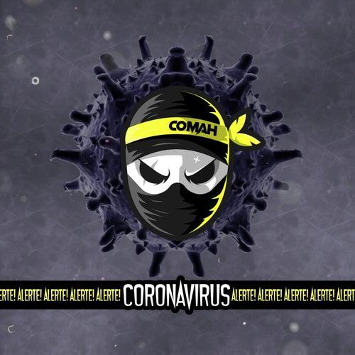Coronavirus von Comah
