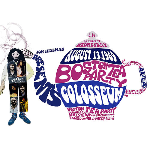 At the Boston Tea Party (Live) von Colosseum