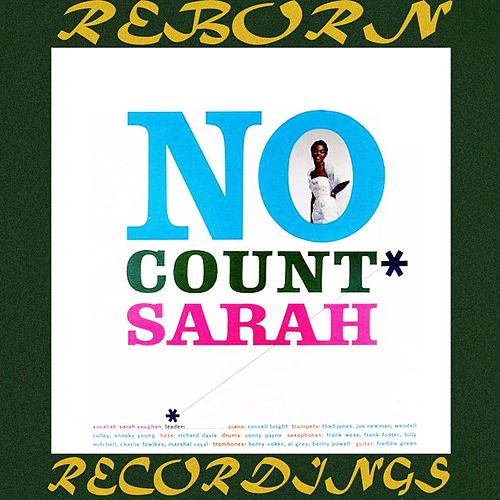 No Count Sarah (HD Remastered) de Sarah Vaughan