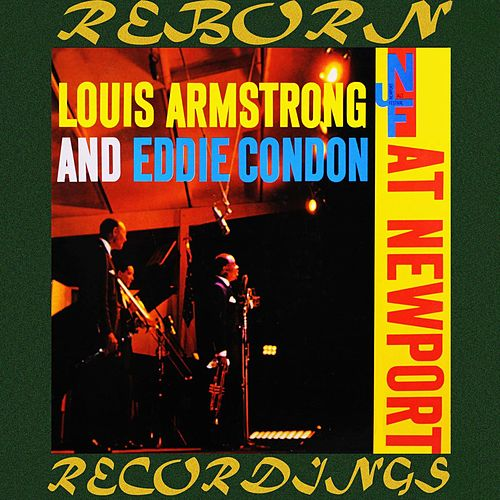 At Newport (HD Remastered) de Louis Armstrong