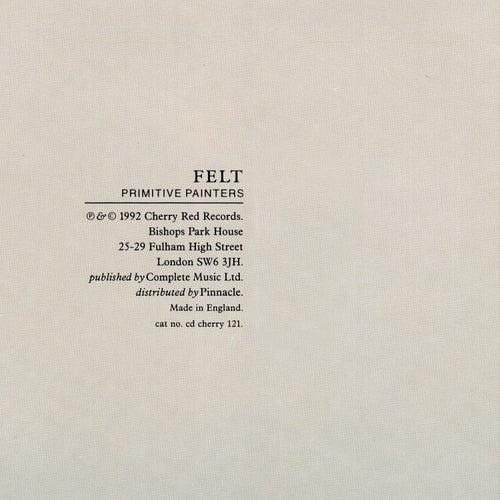 Primitive Painters by Felt