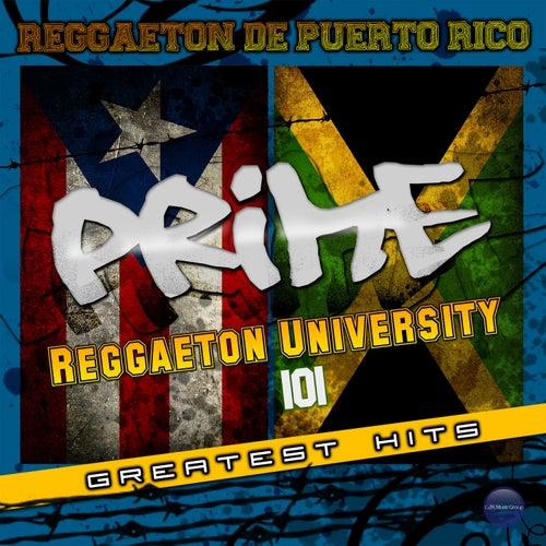 Reggaeton University 101 by Various Artists