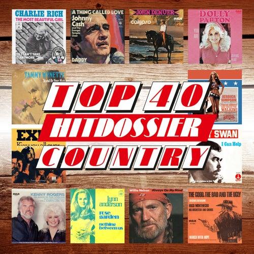 TOP 40 HITDOSSIER - Country van Various Artists